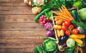groente invriezen